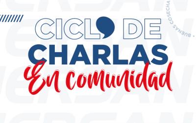 """Ciclo de charlas """"Piersanti en comunidad"""""""